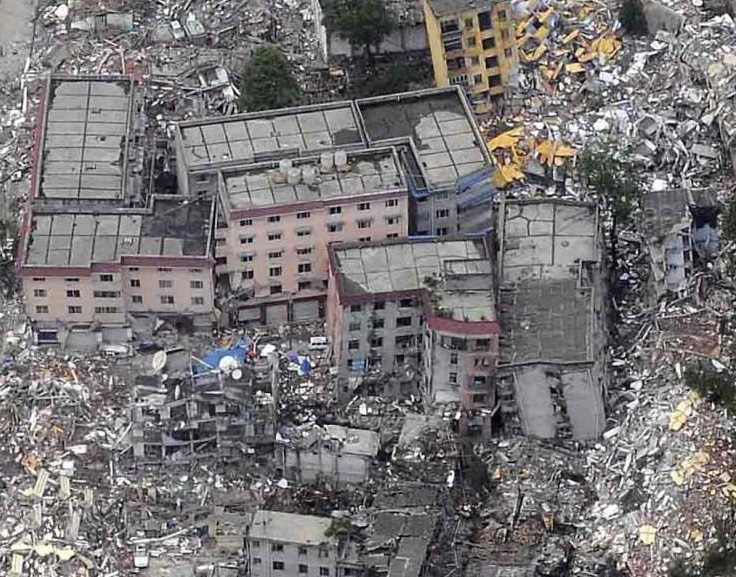 earthquake in china 2009. (photo - China Earthquake