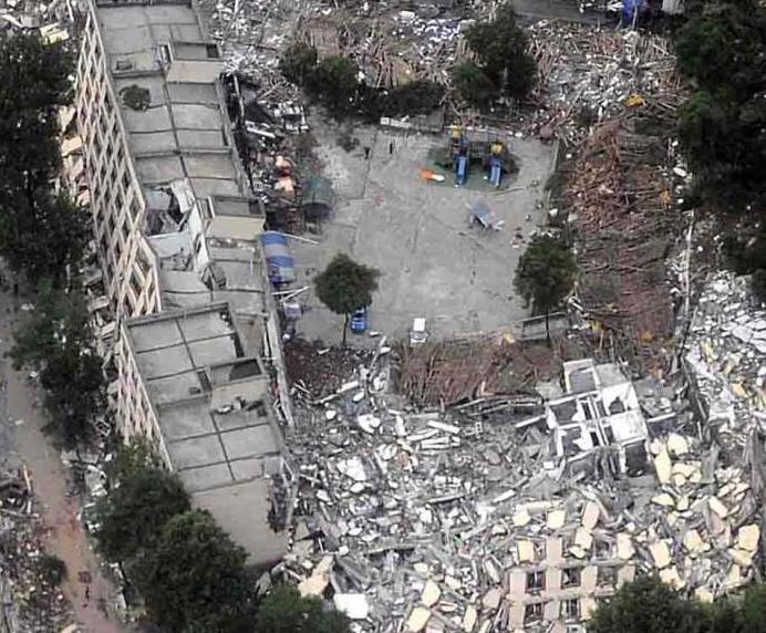 Earthquake 2007 China Photo China Earthquake