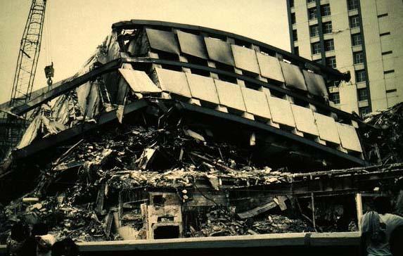 MEXICO -EARTHQUAKE AND TSUNAMI OF 19 AND 21 SEPTEMBER 1985 ...
