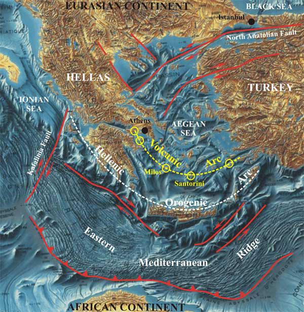 EARTHQUAKE AND TSUNAMI OF 365 AD IN EASTERN